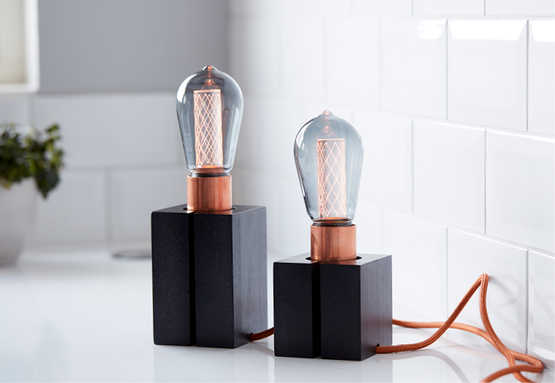 Table Lamp Nud Collection